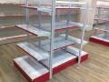 R1型 超市貨架 適合各大小店舖,電腦店,零食店,散貨場,寵物店,文具店等等.........